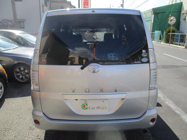 トヨタ ヴォクシー X サイドリフトアップシート装着車 ナビ キーレス