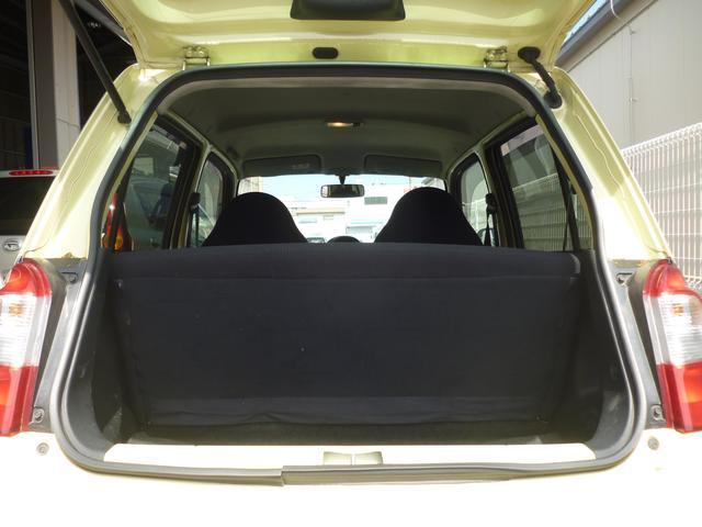 ダイハツ エッセ VS メモリアルエディション 5F 車高調 社外アルミ