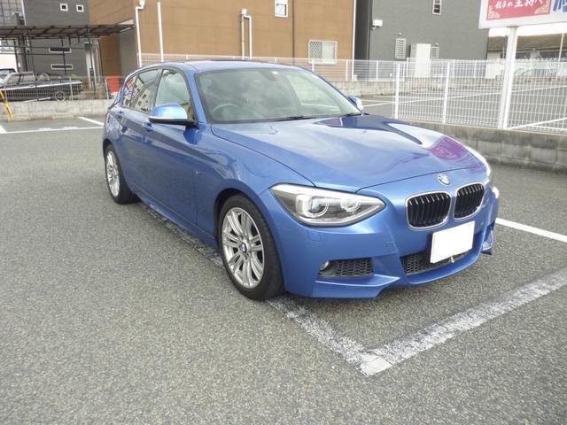「BMW」「1シリーズ」「コンパクトカー」「奈良県」の中古車3
