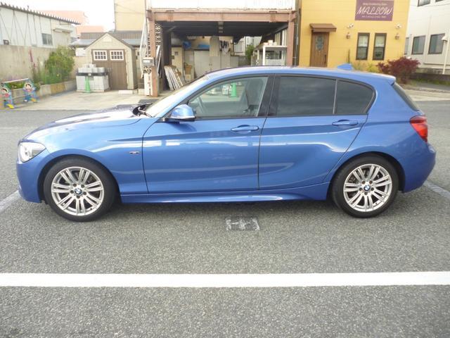 「BMW」「1シリーズ」「コンパクトカー」「奈良県」の中古車6