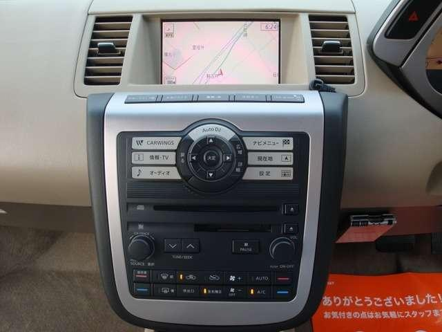 日産 ムラーノ 250XL フルセグ Bカメラ ETC HID Pシート