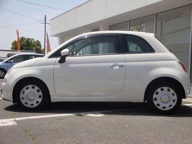「フィアット」「500(チンクエチェント)」「コンパクトカー」「京都府」の中古車15