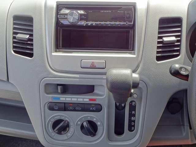 FX ベンチシート 外品アルミ CD USB キーレス(11枚目)