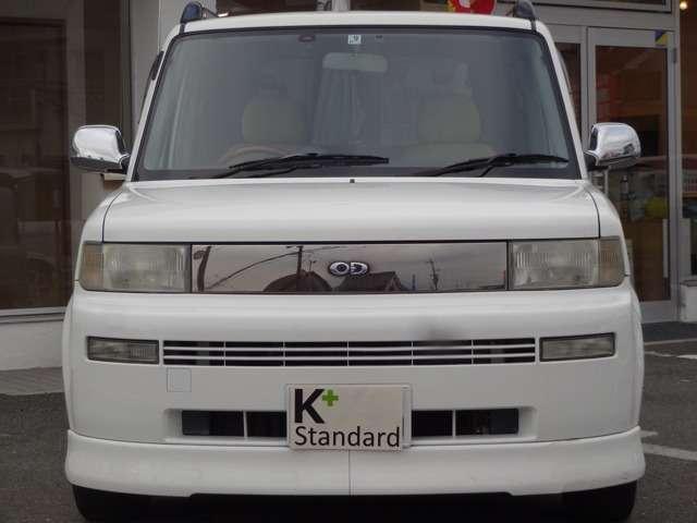 「トヨタ」「bB」「ミニバン・ワンボックス」「京都府」の中古車5