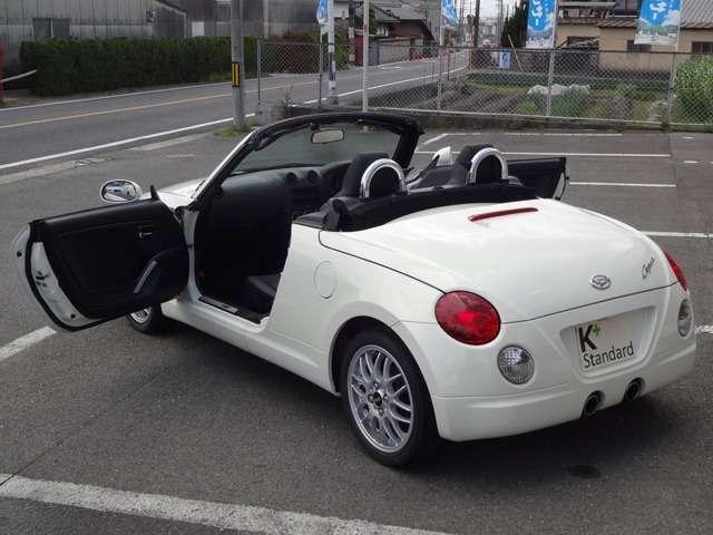 「ダイハツ」「コペン」「オープンカー」「京都府」の中古車14