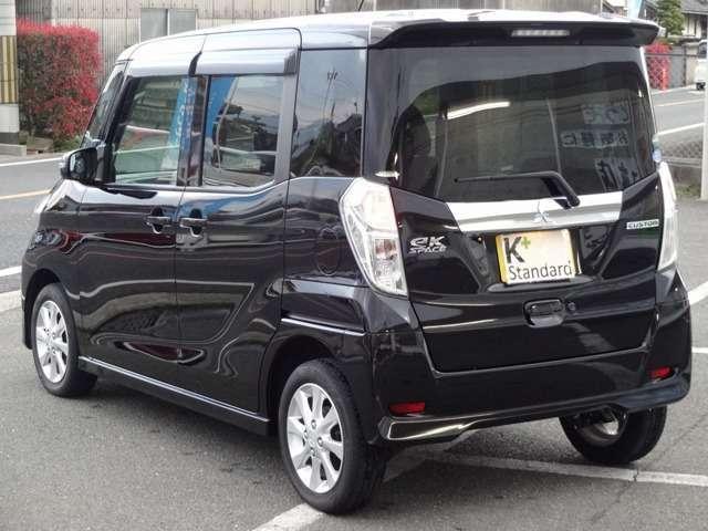 「三菱」「eKスペースカスタム」「コンパクトカー」「京都府」の中古車17
