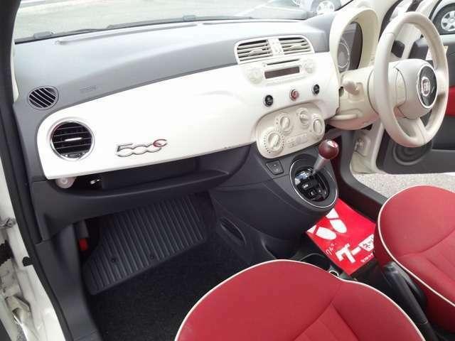 「フィアット」「500(チンクエチェント)」「コンパクトカー」「京都府」の中古車10