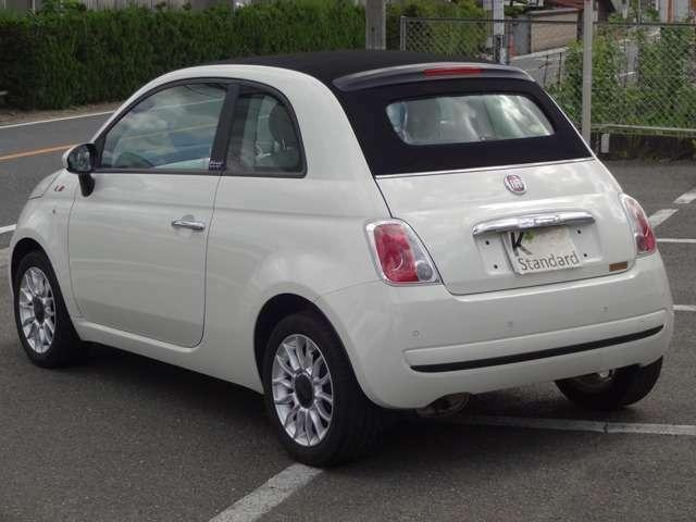 「フィアット」「500(チンクエチェント)」「コンパクトカー」「京都府」の中古車13