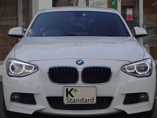 「BMW」「1シリーズ」「コンパクトカー」「京都府」の中古車5