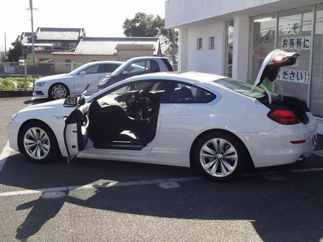 「BMW」「6シリーズ」「クーペ」「京都府」の中古車16