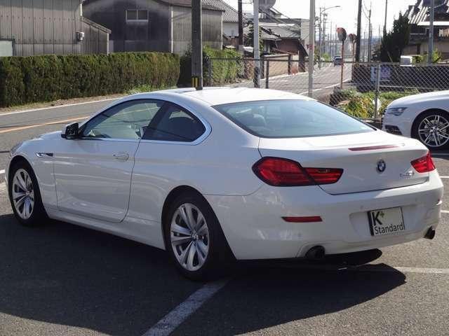 「BMW」「6シリーズ」「クーペ」「京都府」の中古車18