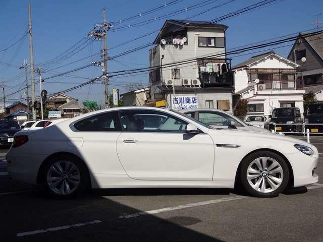 「BMW」「6シリーズ」「クーペ」「京都府」の中古車20