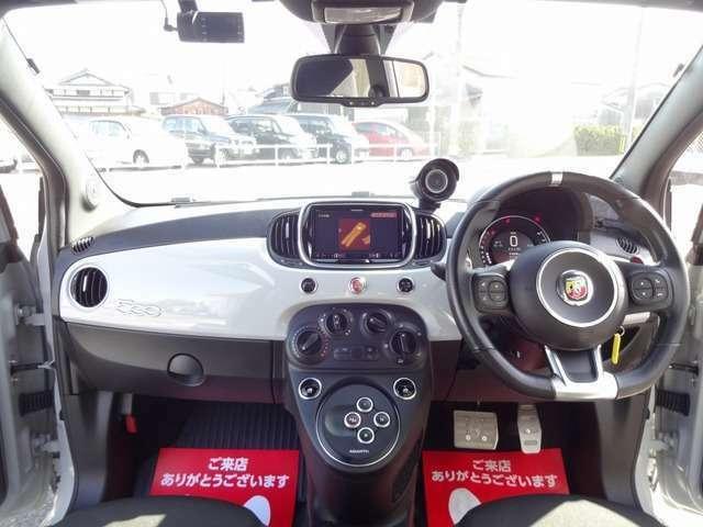 「アバルト」「595」「コンパクトカー」「京都府」の中古車11