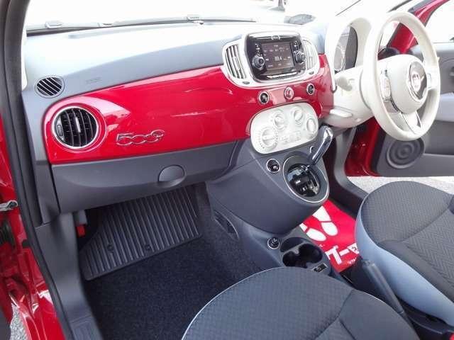 「フィアット」「500(チンクエチェント)」「コンパクトカー」「京都府」の中古車14