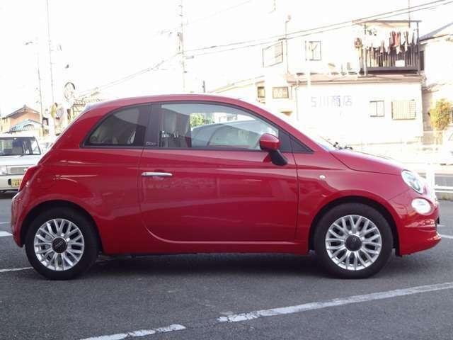 「フィアット」「500(チンクエチェント)」「コンパクトカー」「京都府」の中古車20