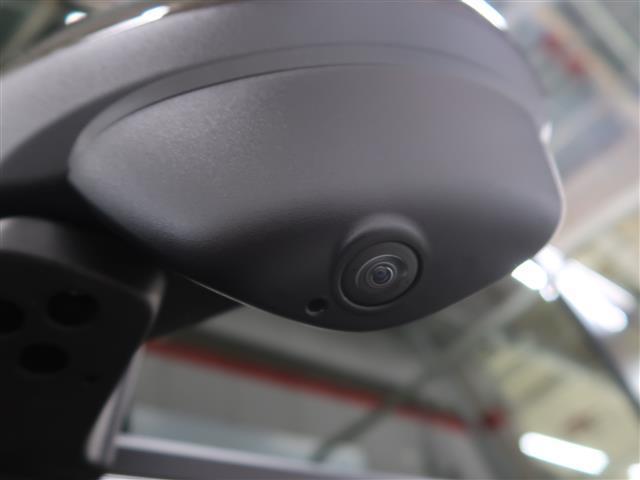 パノラマモニター機能を装備。上からの目線で全体を見ることができます。