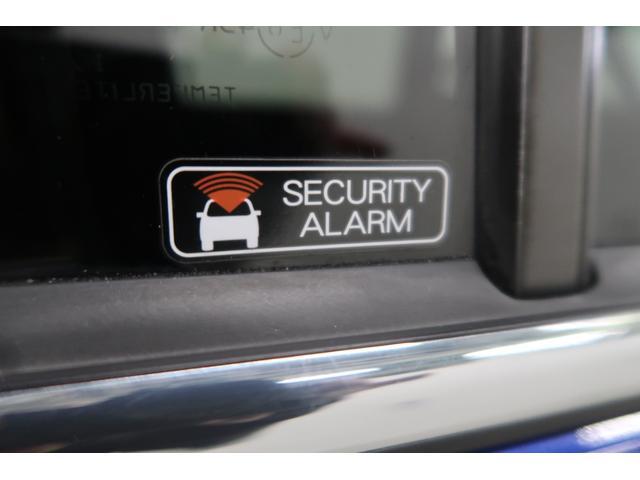 セキュリティアラーム付き。不正にドアが開くとアラームが鳴ります。