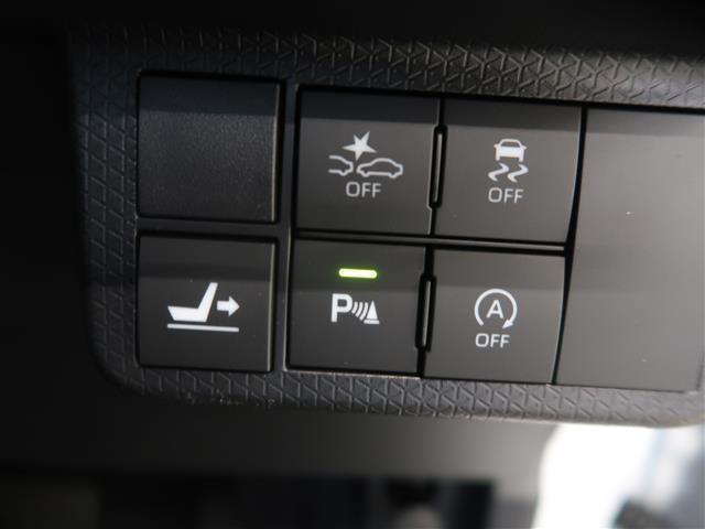 アイドリングストップON/OFFなどの操作が運転席でできます。