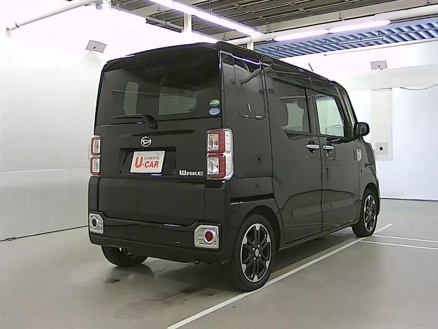Gターボ レジャーエディションSAII 車検整備付 ナビ(2枚目)