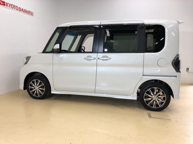 「ダイハツ」「タント」「コンパクトカー」「京都府」の中古車5