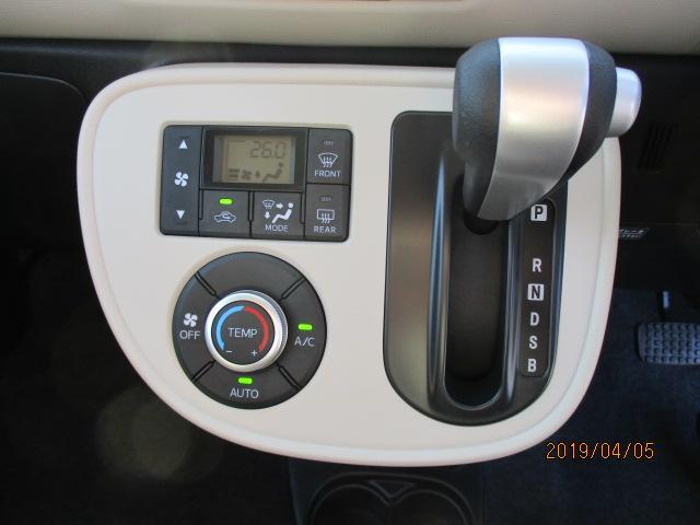 ココアプラスX LEDライト オートエアコン キーフリー(11枚目)