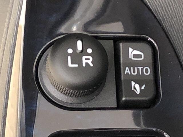 ☆オート格納機能付きミラー☆ キーフリーシステムのドア施錠に連動して自動的に格納!乗降時のミラー操作の手間が省けて便利です♪閉じ忘れを防げるほか、降車の直前まで後方の確認ができます!!