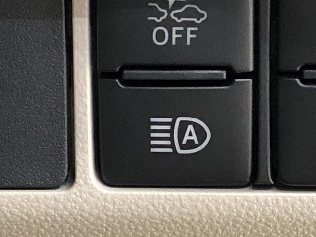 オートヘッドライト