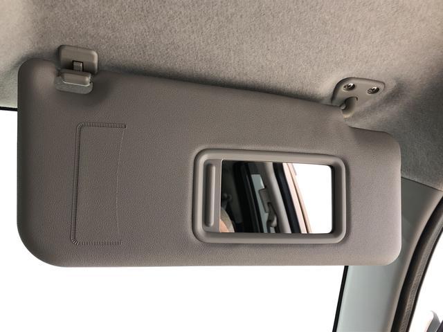 運転席、助手席共にサンバイザー&バニティミラー付いてます☆