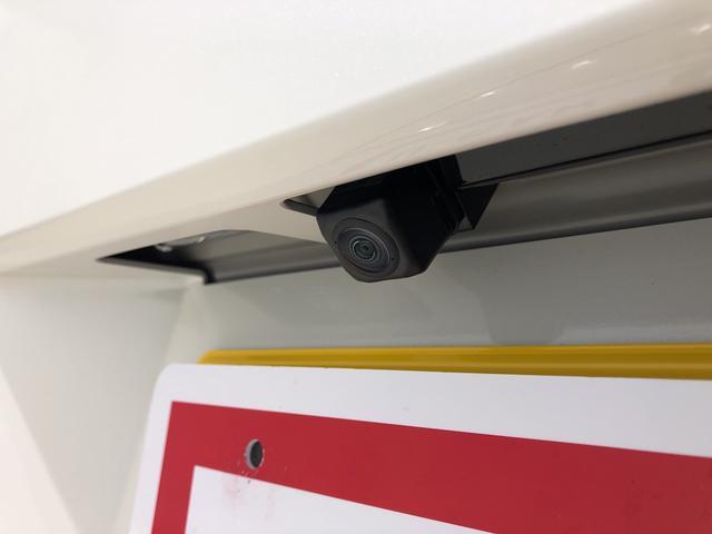 ☆バックカメラ☆ 車両の前後左右に搭載した4つのカメラにより、車庫入れや狭い道でのすれ違いをしっかりサポートするパノラマモニター対応カメラが付いてます