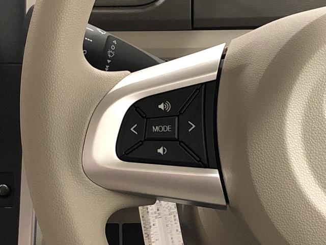 純正ナビゲーション(ディーラーOP)に対応したステアリングスイッチ。選曲や音量調節に便利★バックカメラ、16CMリヤスピーカー、ツイーターなども設定し、快適なドライビングをサポートします。