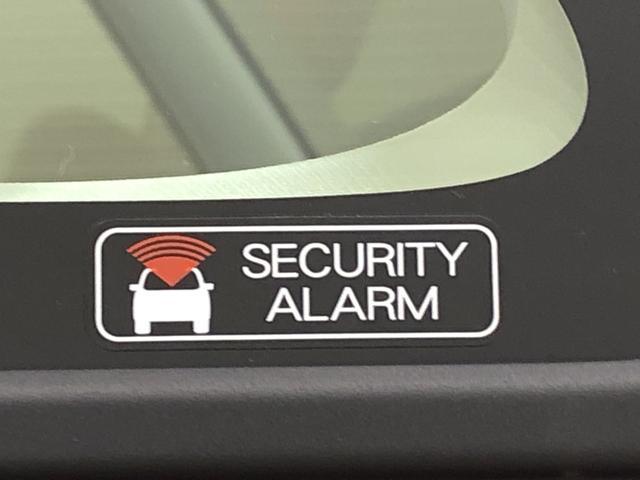 ☆盗難防止セキュリティアラーム☆ 不正にドアを開けると、室内ブザーが鳴るなどして外部に異常を知らせます!キーフリーシステムで解除・設定できます。