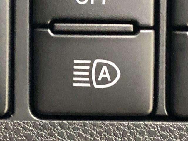 オートライト機能はヘッドライトのローハイの切り替え自動制御