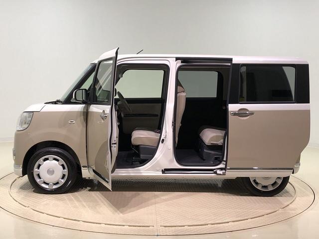 「ダイハツ」「ムーヴキャンバス」「コンパクトカー」「広島県」の中古車6