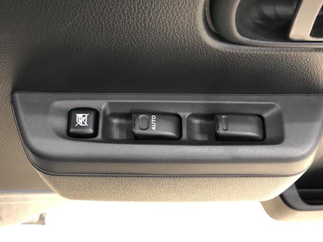 パワーウィンドウスイッチが運転席ドアに集約されています♪