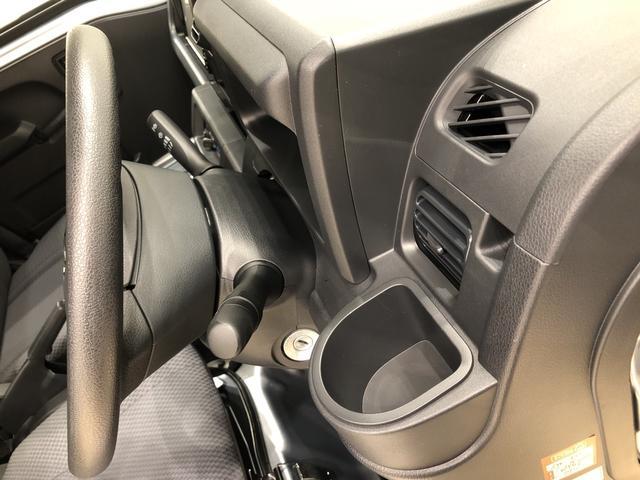 運転席・助手席にそれぞれドリンクホルダーが付いてます♪
