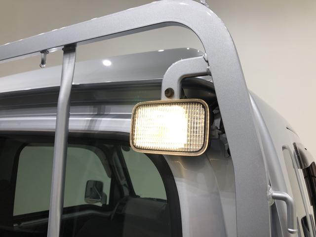 暗い場所や夜間での積み降ろしがはかどる大型荷台作業灯