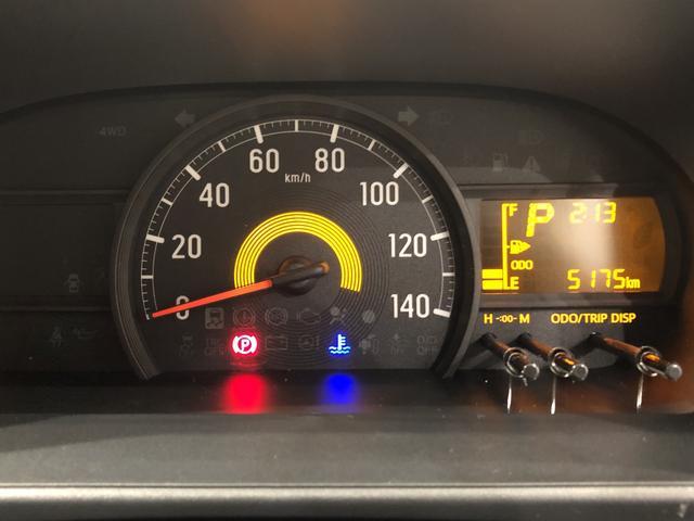 デラックスSAIII 4WD オートマ アイドリングストップ(12枚目)