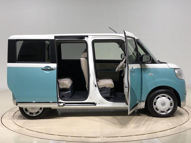 「ダイハツ」「ムーヴキャンバス」「コンパクトカー」「広島県」の中古車5