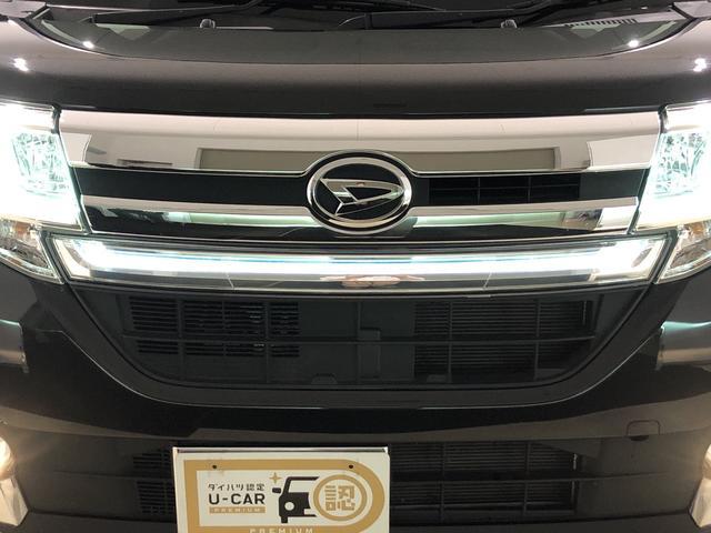 「ダイハツ」「タント」「コンパクトカー」「広島県」の中古車40