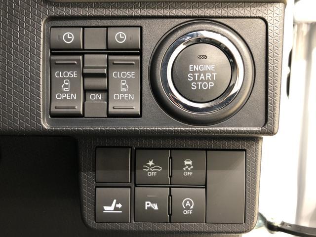 カスタムRS 4WD  運転席ロングスライドシ-ト(21枚目)