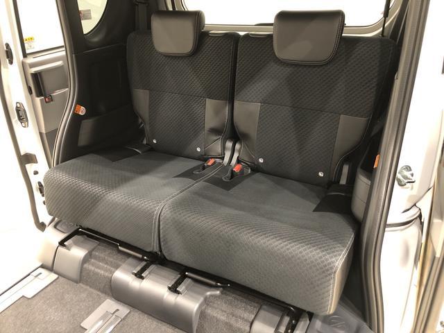 カスタムRS 4WD  運転席ロングスライドシ-ト(37枚目)