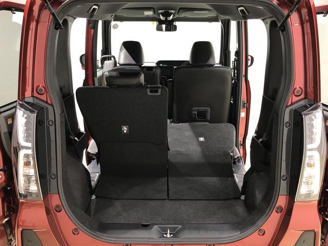 載せる物に合わせて自在にアレンジ可能!多彩なシートバリエーション。乗員の人数や荷物の大きさ等、様々な状況に合わせたアレンジが可能です☆