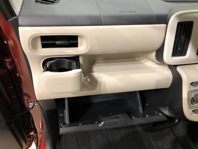 実用的な収納が、車内の各所にあります♪
