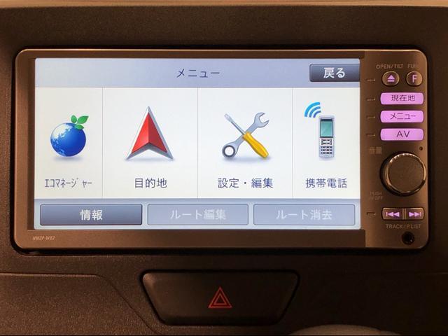 スローパーX SAII リヤシート付仕様 ナビ ETC車載器(5枚目)