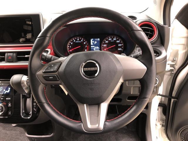 スポーツSAIII 4WD 運転席助手席シートヒーター ターボ LEDヘッドランプ・フォグランプ パドルシフト付MOMO製革巻ステアリングホイール 16インチタイヤ&アルミホイール 運転席助手席シートヒーター オートライト プッシュボタンスタート(10枚目)