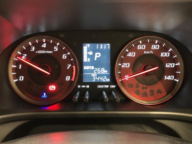 スポーツSAIII 4WD 運転席助手席シートヒーター ターボ LEDヘッドランプ・フォグランプ パドルシフト付MOMO製革巻ステアリングホイール 16インチタイヤ&アルミホイール 運転席助手席シートヒーター オートライト プッシュボタンスタート(13枚目)