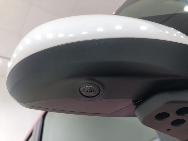 Gホワイトアクセントリミテッド SAIII LEDヘッドランプ・フォグランプ 置き楽ボックス オートライト プッシュボタンスタート セキュリティアラーム パノラマモニター対応カメラ 両側パワースライドドア(9枚目)