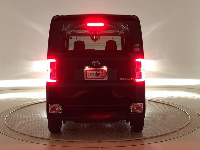 GターボリミテッドSAIII LEDヘッドランプ・フォグランプ 15インチアルミホイール オートライト プッシュボタンスタート セキュリティアラーム ユーティリティフック(46枚目)