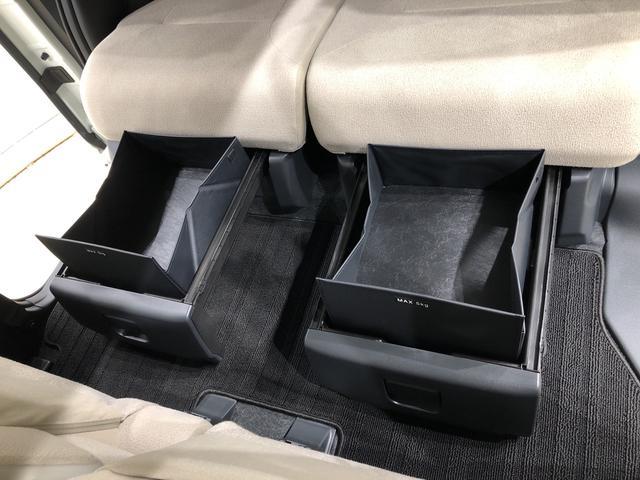 Xメイクアップリミテッド SAIII 衝突軽減ブレーキ ハロゲンヘッドランプ LEDフォグランプ 置き楽ボックス オートライト プッシュボタンスタート セキュリティアラーム パノラマモニター対応カメラ 両側リアパワースライドドア(31枚目)