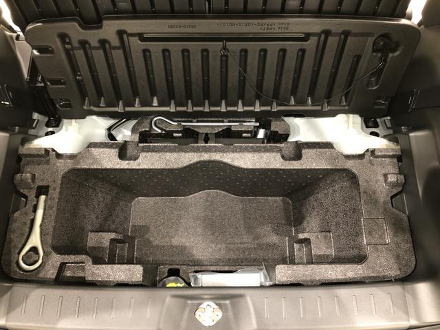 Xメイクアップリミテッド SAIII 衝突軽減ブレーキ ハロゲンヘッドランプ LEDフォグランプ 置き楽ボックス オートライト プッシュボタンスタート セキュリティアラーム パノラマモニター対応カメラ 両側リアパワースライドドア(34枚目)